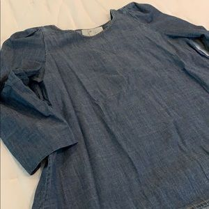 The Great Chambray top